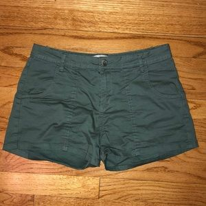 Cotton On Green Shorts
